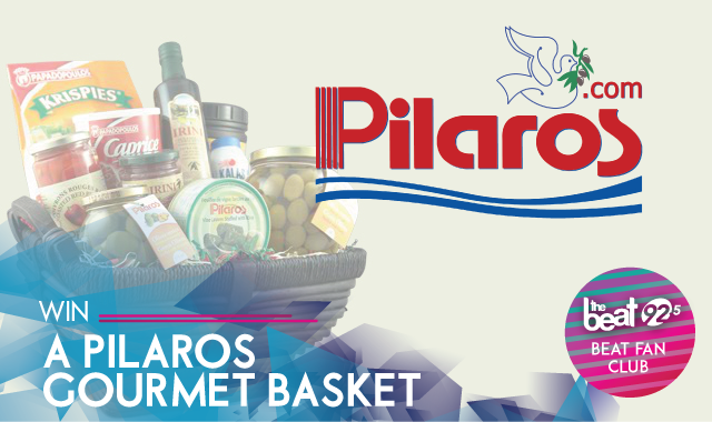 Beat Fan Club Member -  WIN a Pilaros Gourmet Basket