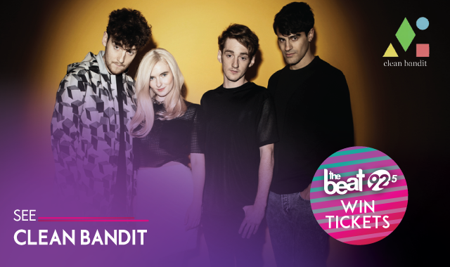 THE BEAT BREAKFAST - Clean Bandit