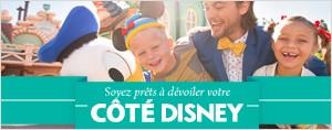 Soyez pr�ts � d�voiler votre c�t� Disney