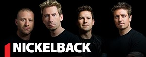 Tes billets pour Nickelback