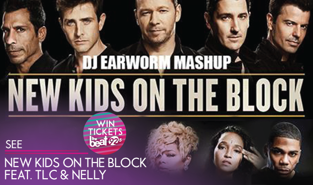 WIN a pair of tickets to see New Kids On The Block