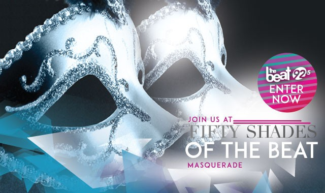 CELEBRATE VALENTINE'S DAY AT OUR 50 SHADES OF THE BEAT MASQUERADE