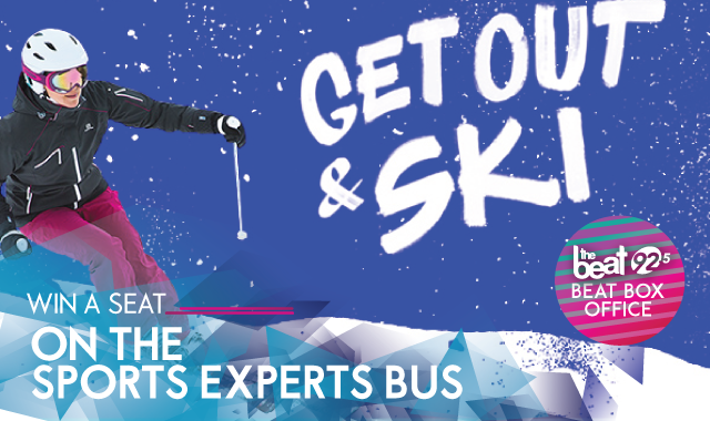 WIN Seats on the Sports Experts' 'Get Out & Ski' Bus!