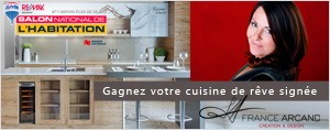 Gagnez une cuisine de r�ve de 25 000$ sign�e France Arcand Cr�ation & Design!