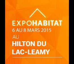 30E �DITION - SALON EXPOHABITAT 2015