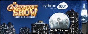 Les soir�es Carlitonight Show Rythme FM