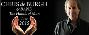Chris De Burgh � la Place des arts!