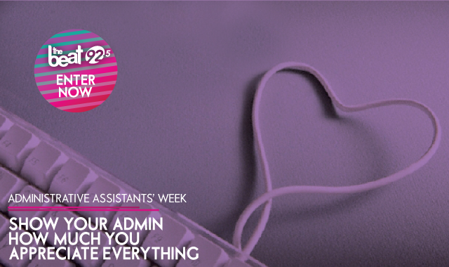 Administrative Assistants' Week