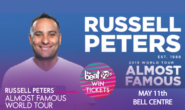 See Russell Peters