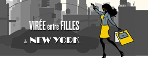 Vir�e shopping � New York +1000$ � d�penser!