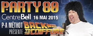 P-ARTY 80: Back to the coiffure!