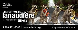 Festival de Lanaudi�re  2015