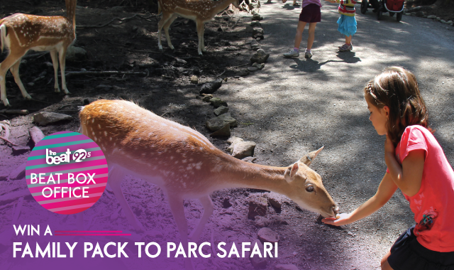 Beat Box Office - WIN A Family 4 pack to Parc Safari