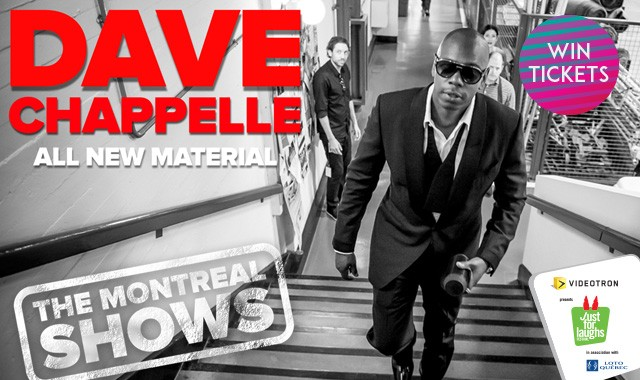 Just For Laughs - Dave Chappelle