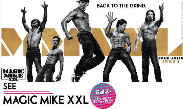 See MAGIC MIKE XXL in theatres