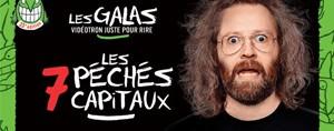 Le Gala Vid�otron Juste pour rire Les 7 p�ch�s capitaux  La col�re - anim� par Fran�ois Bellefeuille