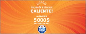 TOURN�E ESTIVALE MULTI PISCINE