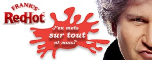 Gagne ton BBQ Napol�on  avec Frank's Red Hot!