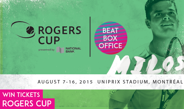 Beat Box Office - Rogers Cup