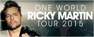 Ricky Martin au Centre Bell !