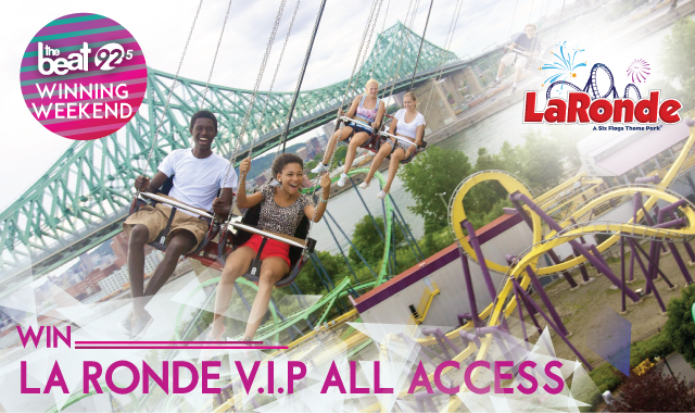 Extreme Winning Weekend - La Ronde  All Access