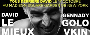 David Lemieux au Madison Square Garden