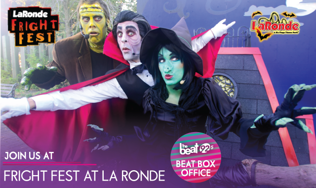 Beat Box Office THE FRIGHT FEST AT LA RONDE