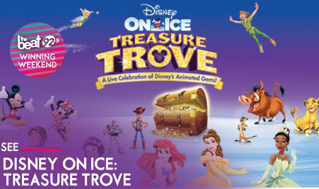 WINNING WEEKEND see Disney On Ice: Treasure Trove