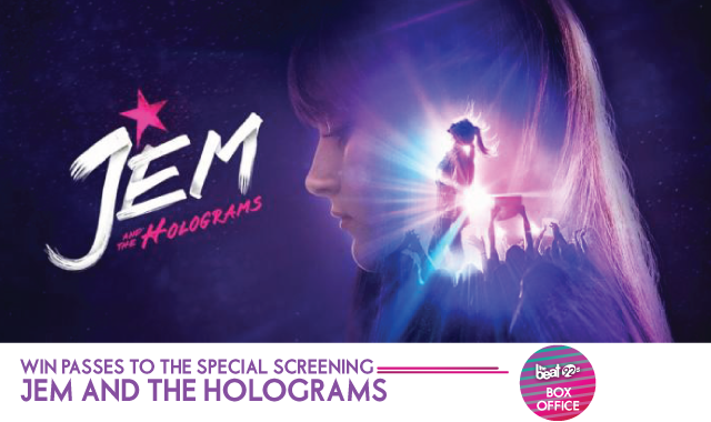 BEAT BOX OFFICE - Jem and the Holograms