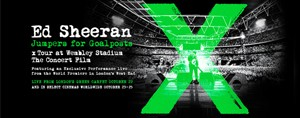 Ed Sheeran : Jumpers for Goalposts
