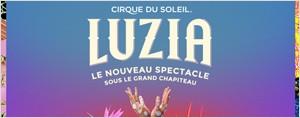 LUZIA Un nouveau spectacle du Cirque du Soleil!