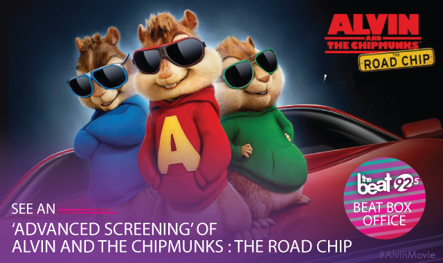 See Alvin and the Chipmunks : The Road Chip