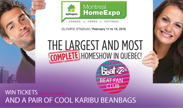 Beat Fan Club is inviting you to the Montreal Home Expo