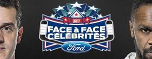 Le face � face C�l�brit�s FORD