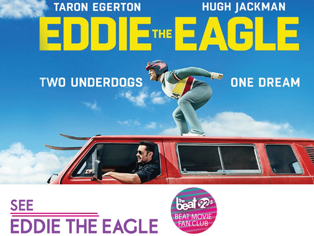 See Eddie The Eagle