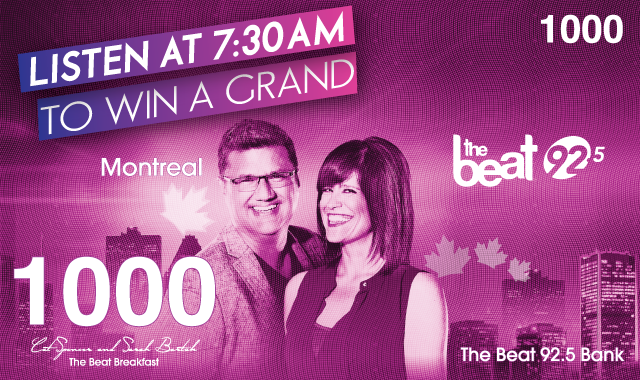 The Beat Breakfast Grand Giveaway