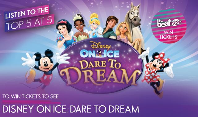 The Beat Presents - Disney On Ice: Dare To Dream