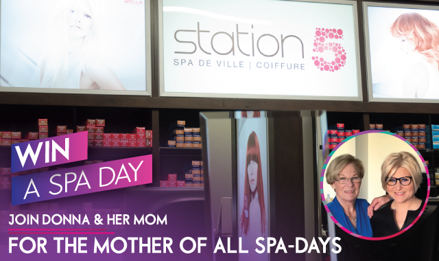The Mother of All Spa-Days