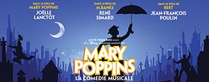 J'�TAIS � LA PREMI�RE DE MARY POPPINS!