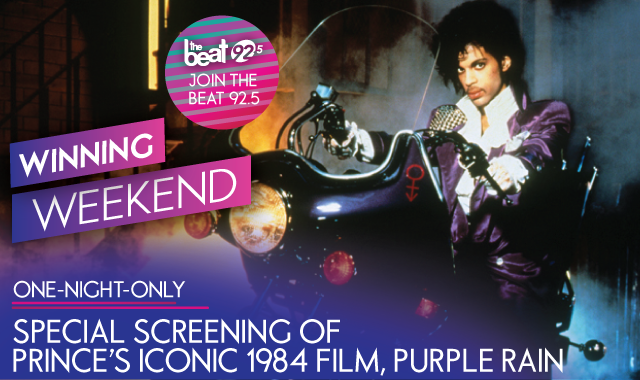 PURPLE RAIN - CINEPLEX TRIBUTE TO PRINCE