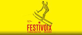Festivoix et Metro ... de la musique � mes oreilles !
