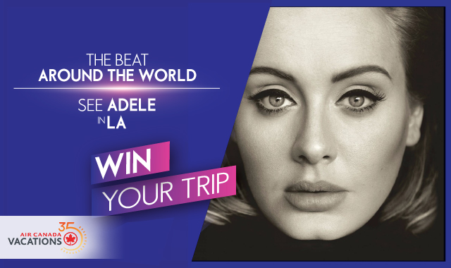 The Beat Around The World - See Adele in LA