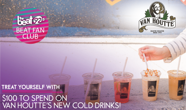 WIN $100 to Spend at Van Houtte