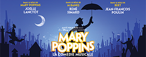 LA COM�DIE MUSICALE MARY POPPINS!