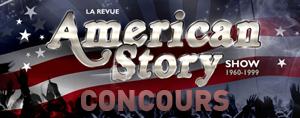 2 billets pour American Story