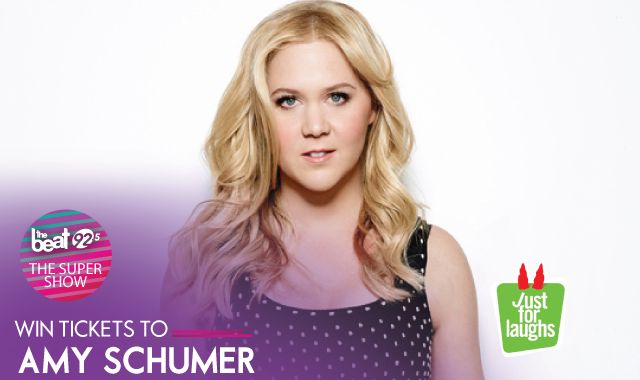 WIN tickets to see Amy Schumer