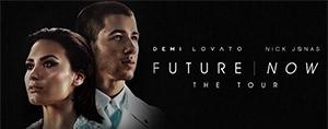 Demi Lovato + Nick Jonas