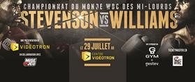 Stevenson vs Williams