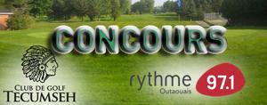 Gagnez un quatuor de golf