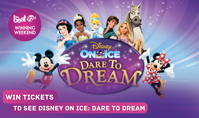 WINNING WEEKEND see Disney On Ice: Dare to Dream